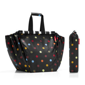 Dots Easy Shopping Bag with pouch