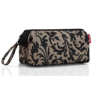 Reisenthel Baroque Taupe Travel Cosmetic Bag