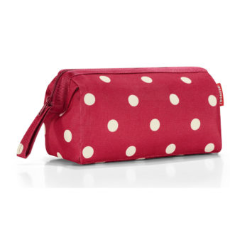 Reisenthel Ruby Dots Travel Cosmetic Bag
