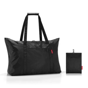 Black Minimaxi Reisenthel Holdall with pouch