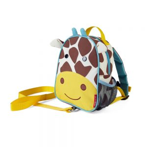 Giraffe Skip Hop Zoolet Backpack with Reins