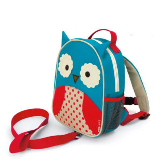 Owl Skip Hop Zoolet Backpack with Reins