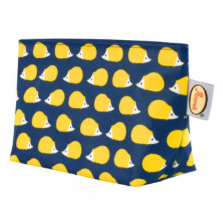 Kissing Hedgehogs Anorak Cosmetic Bag
