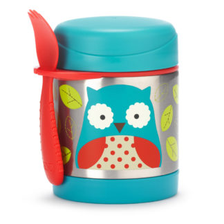 Owl Skip Hop Insulated Food Jar