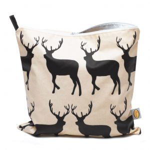 Kissing Stags Anorak Large Toiletry Bag