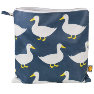 Waddling Ducks Anorak Large Toiletry Bag