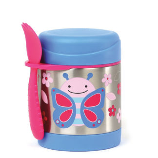 Butterfly Skip Hop Insulated Food Jar