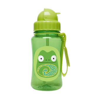 Chameleon Skip Hop Straw Bottle