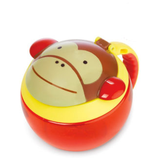 Monkey Skip Hop Snack Cup