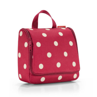Reisenthel Ruby Dots Toilet Bag