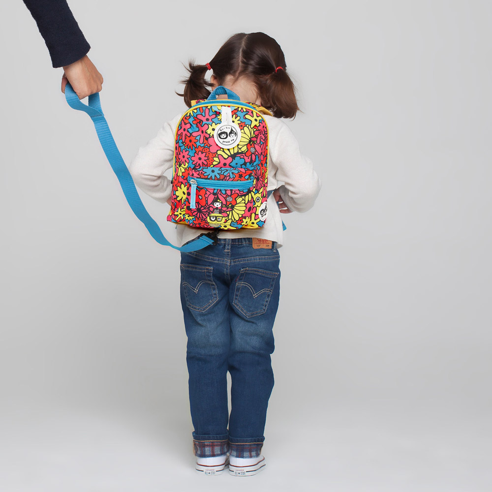Backpacks with Reins
