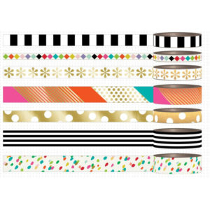 Happy Planner Bright Washi Tape
