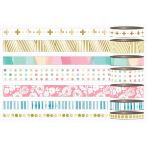 Happy Planner Hello Life Washi Tape