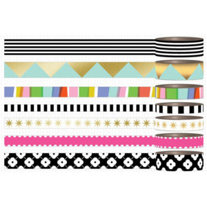 Happy Planner My Life Washi Tape