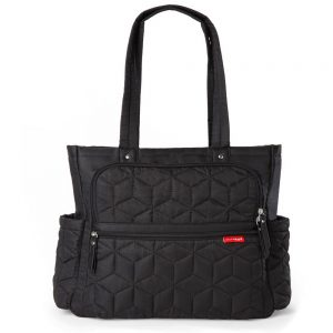 Skip Hop Forma Pack and Go Tote Black