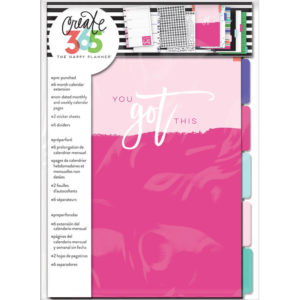 Mini Happy Planner 6 Month Extension Pack