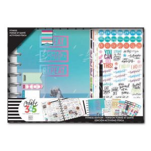 Classic Happy Planner Fitness Box Kit