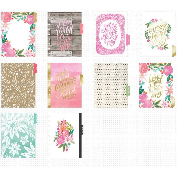 Happy Mind Happy Life Classic Happy Planner Dividers