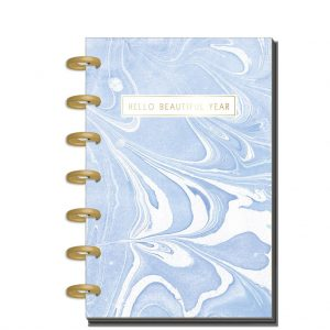 Mini Happy Planner Modern Marble