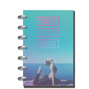 Sweat Smile Repeat Mini Happy Planner