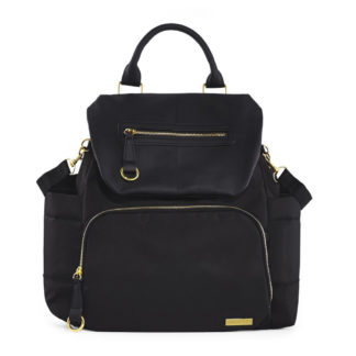 Skip Hop Black Chelsea Backpack