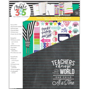 Big Happy Planner Teacher Accessory Pack