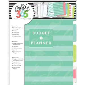 Classic Happy Planner Budget Extension Pack
