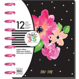 Student Blooms Classic Happy Planner front
