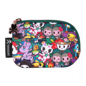 Back of the Tokidoki Rainforest Coin Purse