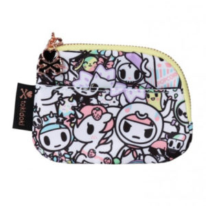Back of the Tokidoki Pastel Pop Coin Purse