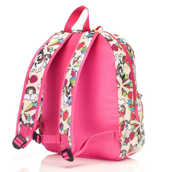 Zip and Zoe Unicorn Junior Backpack